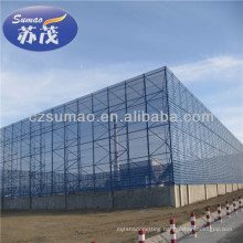 HDPE Green Windbreak Shade Netting , Anti Wind Net With UV Resistent