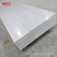 Decorative Resin Imitation Stone Panel Solid Surface Acrylic Shower Wall Panel