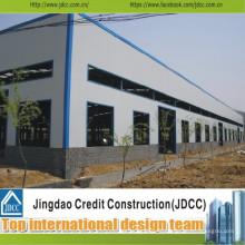 Bâtiment d'usine de structure en acier de meilleur prix