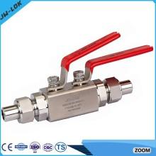 Válvulas de torneira de alta pressão de alta pressão da China