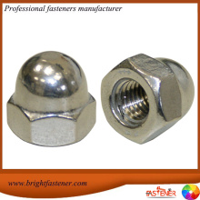 High Quality DIN1587 Hex Acorn Nut
