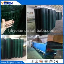 Irak-Markt 1.2mx 25m PVC-Beschichtung Mesh Anping Fabrik