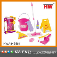 Good price top quality plastic pink kids tool sets