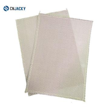 La Fábrica de Guangzhou Directa Recicla Uso Laminado Cojín / Cobre Coil Laminating Pad / Silicon Gel Lamination Pad