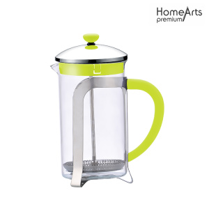 Soft touch Handle Stainless Steel French Press Coffee Maker