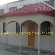Casa de aço, casa pré-fabricada (MV-02)