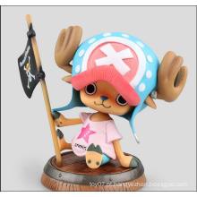 One Piece personalizado mini-figura de ação de PVC Doll Crianças Brinquedos