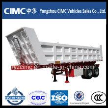 Cimc 2 Axle Dumper Semi Trailer