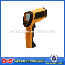 Infrarot-Thermometer WH1150 Gun-Typ Thermometer Berührungslose industrielle Rücklicht