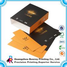 benutzerdefinierte bedruckte Papierverpackungen Box Ärmel