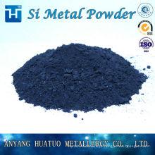 Pó de metal do silicone da categoria superior / cinza de silicone para minerais e metalurgia