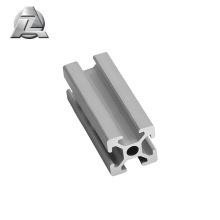 Anodized t slot aluminum extrusion 2020