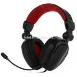 Cheap wired PC stereo gaming headset video gaming headphone for PS4 Xbox one PC Smartphone tablet with detachable microphone