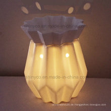 Elektrischer Lichtdurchlässiger LED-Licht Kerzenwärmer mit Timer