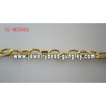 new metal chain for fashion jewelry