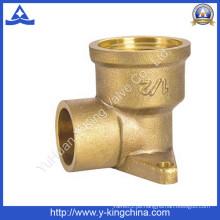 Brass Pipe Fitting mit weiblichen Ellenbogen (YD-6023)