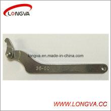 Llave ajustable de la unión del tubo de la fábrica de Wenzhou