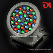 LED 18W/36W RGB Circular Wall Washer