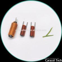 Inductor de corriente de cable axial Inductor de potencia 1uh