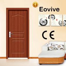 Fabricant de porte en bois de porte de Eovive en Chine