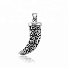 33365 xuping Newest design fashion Stainless Steel jewelry black gun color cool pendant