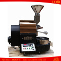 1kg Electricity Gas Top Sale Computer Remember Coffee Roaster Machine