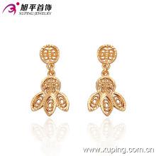 29311 xuping последней моде серьги специальные формы для женщин с 18k золото