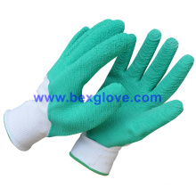 Half Coated Working Glove, Garden Glove