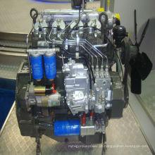 china 6 cilindros pequeno refrigerado a água turbo diesel