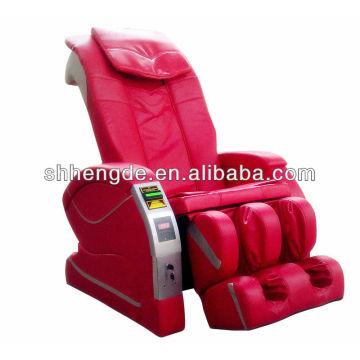 Cadeira comercial de massagem Vending com conta operada