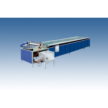 Model LM-JS-700-4 Semi-Automatic Gluing Machine