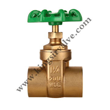 FORGING VALVE GATE BRASS