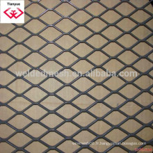 Diamant, hexagonal, carré Low Carbon Expanded Metal Sheet