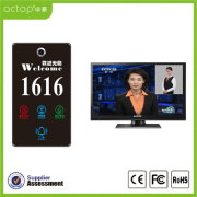 Fashion Electronic Doorplate for Hotel Room