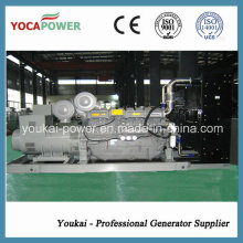 Низкое потребление масла! 4-ходовой двигатель 1000 кВт / 1250 кВА Генератор