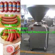 Enchufe de salsicha a vácuo / enchimento de salsicha automático / enchido de salsicha
