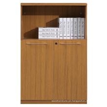 Mobília de escritório pequena que enche o armário com biblioteca (FOH-ECW082)