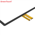 "15.6"" Android Device Touch Screen Transparent Glass Panel"