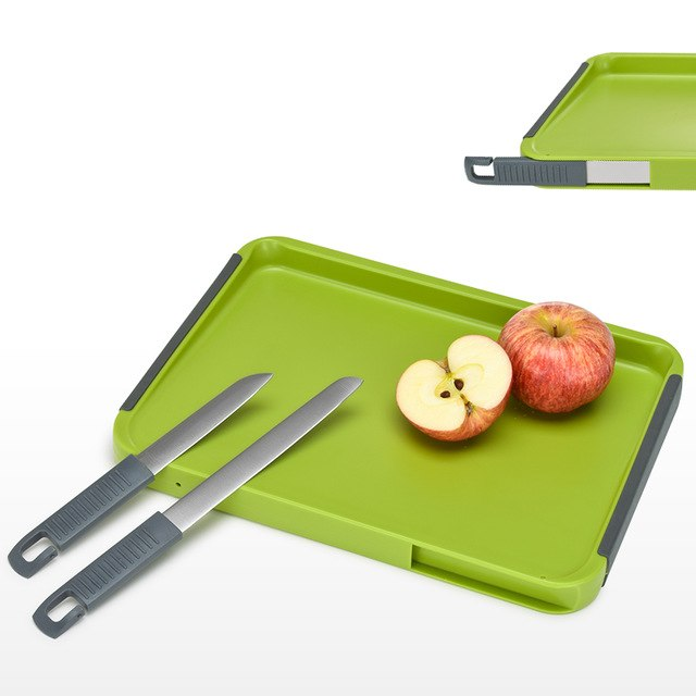 non slip plastic cutting board