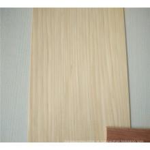 folheado de madeira de árvore artificial cortado corte coroa corte de quarto folheado de madeira