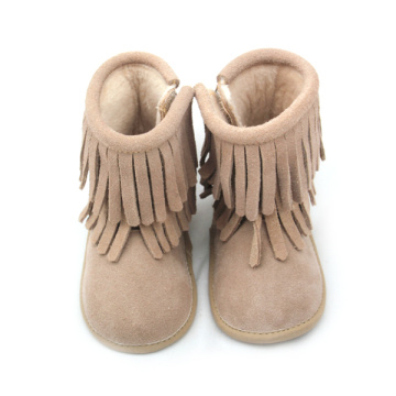 Оптовые продажи Quanlity Winter Snow Baby Boots