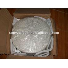 Fita de fibra cerâmica SUNWELL com auto-adesivo