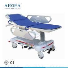 AG-HS008 American Pump hospital hidráulico camilla paciente precio con IV polo