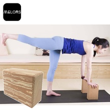 Kit de Yoga EVA Foam Yoga Block para Fitness