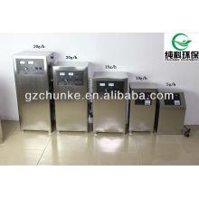 Chunky Edelstahl-Ozon-Generator-Wasser-Reinigungsapparat