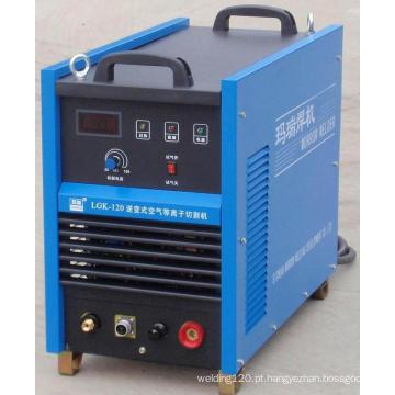 Cortador do plasma do gás do inversor de IGBT (LGK-120K)