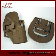 Mão direita militar coldre coldre de pistola HK USP Tactical