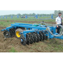 Agri tractor CE approved heavy-duty hydraulic disc harrow for hot sale