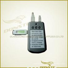 Coffre-fort pour ordinateur de poche et empreinte digitale