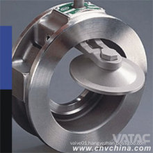 Single Disc Swing Wafer Check Valve